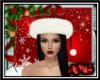! Christmas hat Glitter