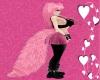 Bubblegum Bedhead Tail