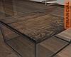 Rusty Oak Table