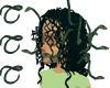 TTT Green Medusa&Snakes
