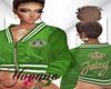 Y* Juicy Couture Green