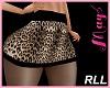 'Bimbo Tiger Skirt RLL