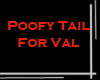 Poofy Tail For Val