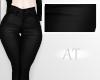 AT Black Pants RLL