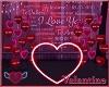 Valentine dance heart