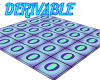 Derivable Tiled Square