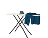Ironing-Board-n-Cloth