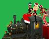 (A) Rideable Train