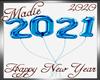 !a 2021 All BlueBalloons