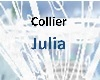 collier julia