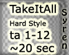 Take It All - HardStyle