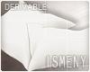 [Is] Pillows Mesh
