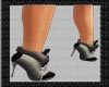 Gray Short Boots