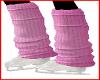 Lt. Pink Leg Warmers