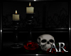 AR* candles+skull