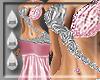 (I) Eden Gown PinkSilver