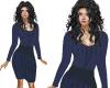 TF_ Royal Blue Dress