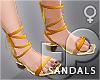 TP Sandals - Honey