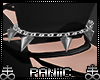♛ Goth Baby Anklet L