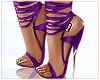 Purple Stilettos