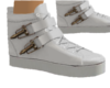 Mens White Sneakers