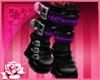 Digital Punk PurpleBoots