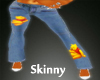 {SS} Pooh Jeans Skinny