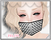 R;spiked mask