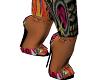 Senorita Versace Heels