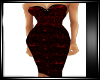 Red Darkened Vintage