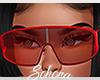 ṩ Puru Glasses Red