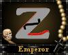 EMP| LETTER Z