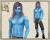 *JR Skin Med Blue M