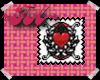 ~FA~ Heart stamp