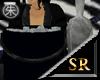 sr ice bucket black