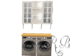 Upscale Washer Dryer