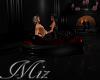 !Miz Romance Heart Chair