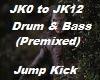 Jump Kick (Euro) D&B
