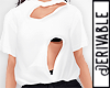 ! Kylie Ripped Tee