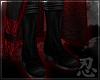 忍 Vamp Lord's Boots