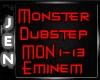 *J* Monster Eminem Rihan