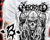 -B- Aborted T-shirt