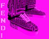 pur/pin fendi kicks
