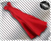Scarlet Evening Gown