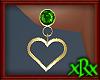 Heart Earrings May