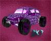 purple leopard buggy