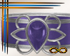 [CFD]Violet Bracelet Set