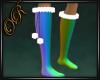 DRV Pompom Boots