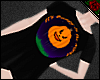 !VR! Pumpkin PJ Top