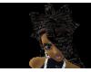hair-A symmetrical-blk